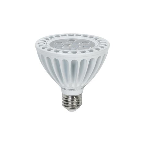 duracell 75w equivalent cool white par30 dimmable led spot