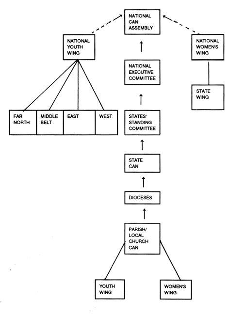 dangerous awakening  organization structure