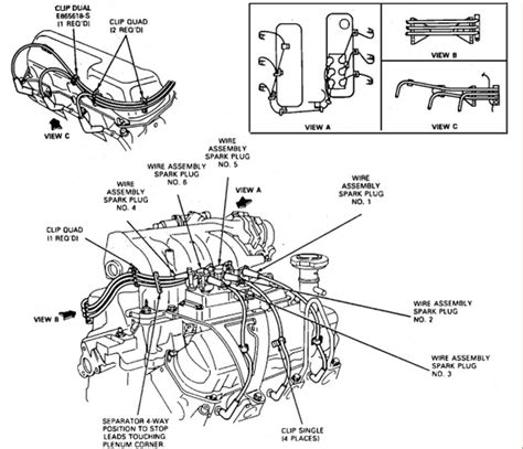 Ford Ranger 4 0 Engine Exploded Diagram by Engine Code Po301 Cyl 1 Misfire Engine Code Po304 Cyl 4
