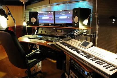 Studio Musique Production Midi Enregistrement Materiel Mao
