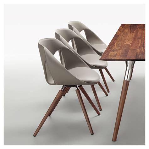 Chaise Cuir Design by Up Chair 31 Chaise Design Cuir Bois Rembourr 233 E Tonon