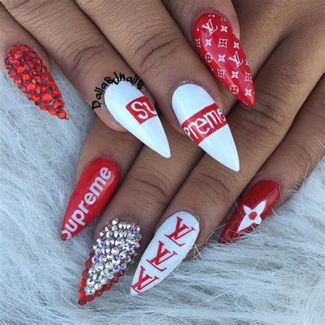 nails supreme theodora nails ongles ongles nike 邵遽邱 ongles femmes