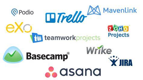 top ten  popular project management solutions
