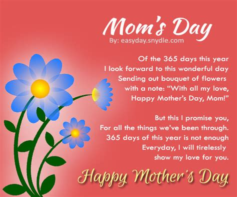 mothers day quotes and poems happy mothers 2016 day poems quotes