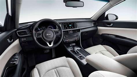 Kia Optima 2020 Interior by 2020 Kia Optima Hybrid Specs Expectation Best Truck