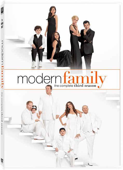 modern family season 3 modern family dvd release date