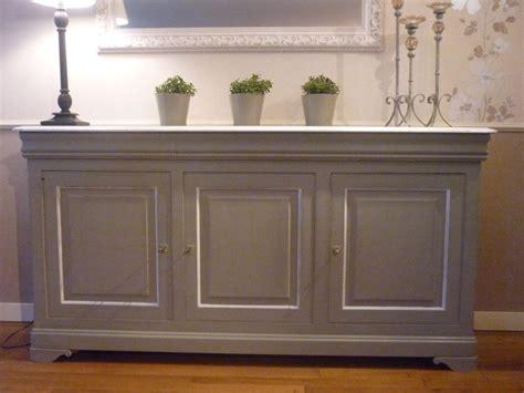 repeindre un bureau en bois bahut relooké louis philippe decor 39 in idées conseils