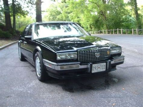 Find Used 1991 Cadillac Seville Sts Sedan 4-door 4.9l In