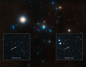 Hubble Finds Dead Stars  U0026quot Polluted U0026quot  With Planetary Debris