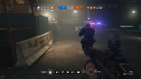 siege gaming rainbow six siege review bit tech