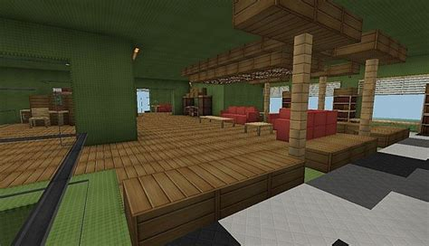 modern house mod furniture mod minecraft project