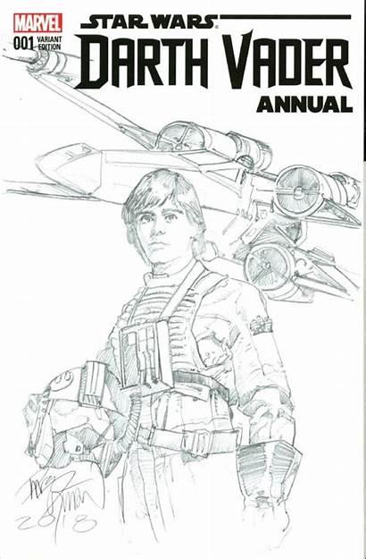 Skywalker Luke Dorman Dave Wars Characters Darth