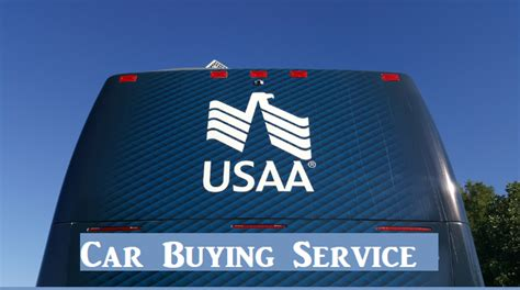 car buying service usaa   information
