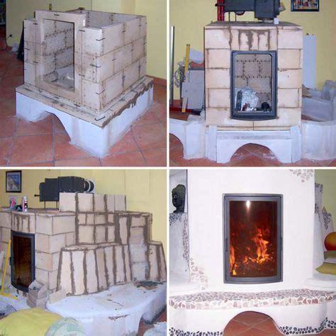 Kachel Und Kaminoefen Fuer Energiesparhaeuser by Kachelofen Selbstbau Wohnzimmer Kachelofen Selber