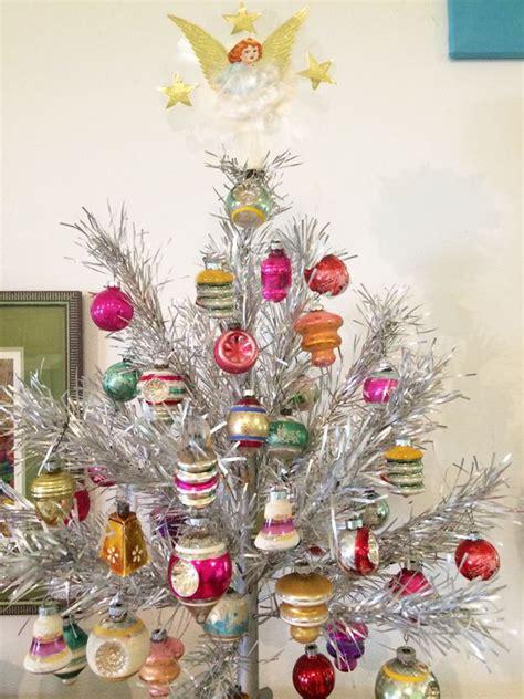 gorgeous aluminum christmas tree decoration ideas