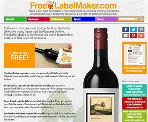 6 fun tools for creating labels for free mytemplatestorage With free label maker online