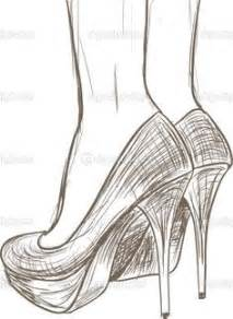 high heels designen how to draw high heel shoes search drawings search and heels