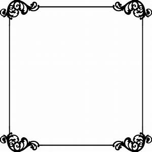 Free Border Templates - ClipArt Best