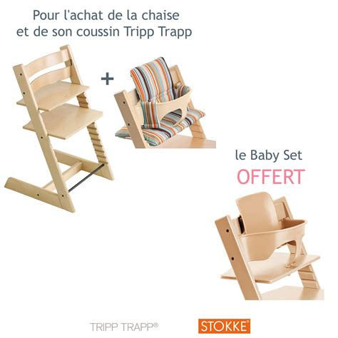 chaise stokke occasion chaise haute tripp trapp baby set chaise haute stokke