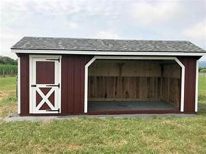 Pre built sheds indiana horse shed metal buildings in for Amish pole barns indiana