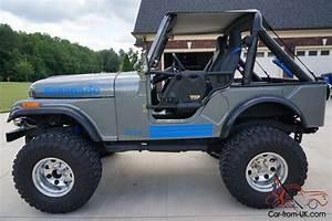 Manual Do Jeep Cj5