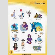 Adjectives Pictures  Download And Print