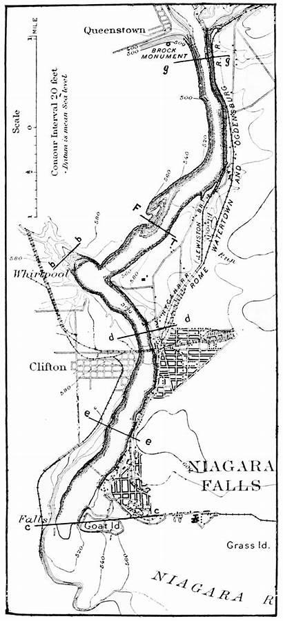 Niagara Map Gorge D021 Psm V49 Piece