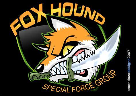 foxhound logo  tora kun  deviantart