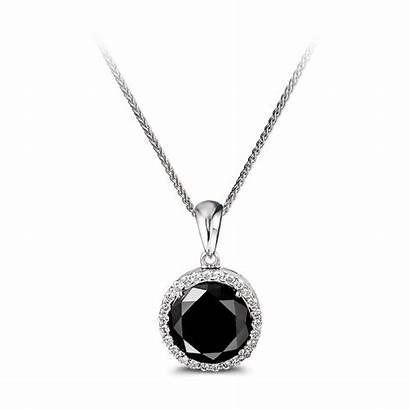 Halo Diamond Pendant Shimansky Za Wg