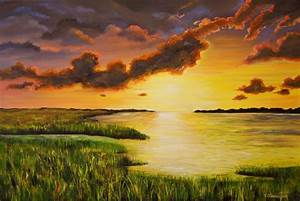 Oil Paintings Of Sunrise | www.imgkid.com - The Image Kid ...
