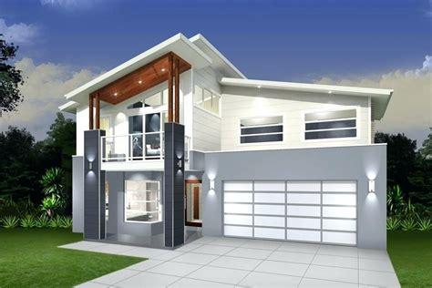 Two Storey Beach House Designs Fachada de casa Casa
