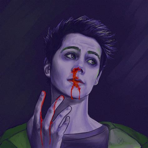 Teen Wolf By Oxcenia On Deviantart