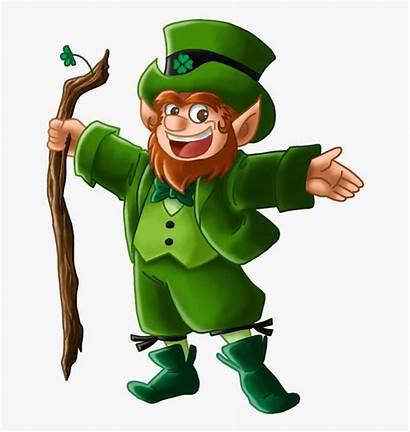 Leprechaun Irish Luck Cartoon Transparent Netclipart Trap