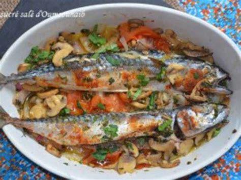 recette cuisine poisson recettes de cuisine minceur et poisson