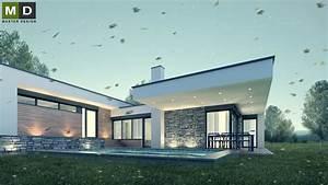 Moderní vily projekty