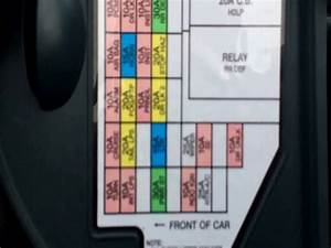 2000 Pontiac Grand Prix Fuse Box Location