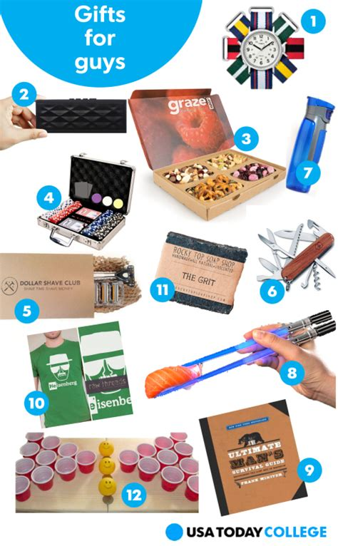 top 28 cool christmas gifts for college guys christmas