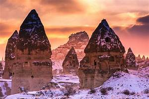 Gallery Of Cappadocia U2019s Fairy Chimneys  A Collaboration