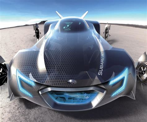 Wackiest Concept Cars Of The Future