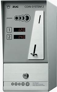 Waschmaschine Tumbler Kombi : v zug coin system 2 f r betrieb von 2 ger ten silver tech ~ Michelbontemps.com Haus und Dekorationen