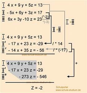 Variable Berechnen : lineare gleichungssystem mit 3 variablen bungsaufgaben ~ Themetempest.com Abrechnung