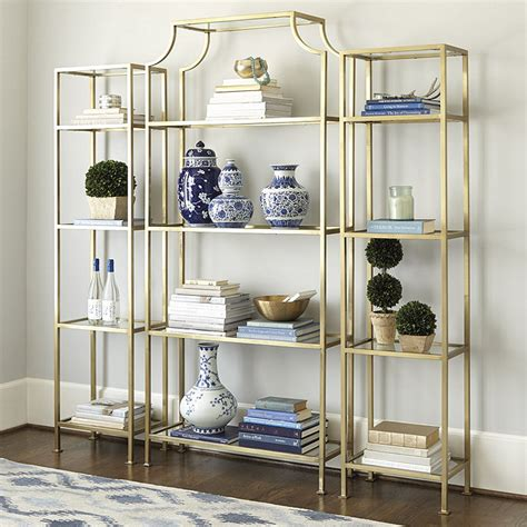 How To Pronounce Etagere by Wide Etagere Ballard Designs