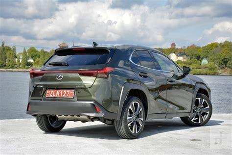 lexus ux  drive review driving impressions
