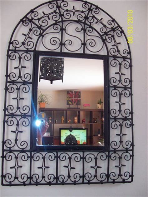 miroir fer forg 233 and co
