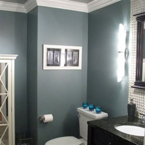 gray blue bathroom ideas blue gray bathroom this color homes