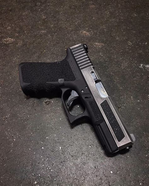 Custom Glock 19 Gen 4 Tmt Tactical