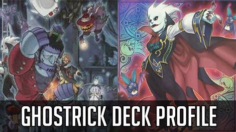 Ghostrick Deck July 2017 by Yugioh Ghostrick Deck Profile July 2013