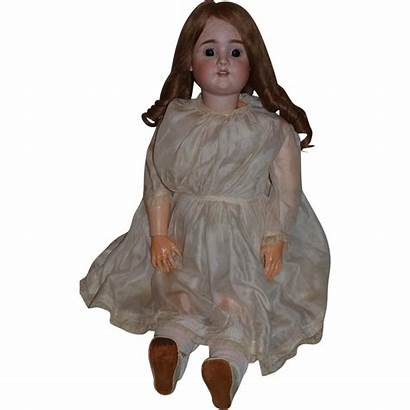 Doll Antique Bisque Ruby Lane Max