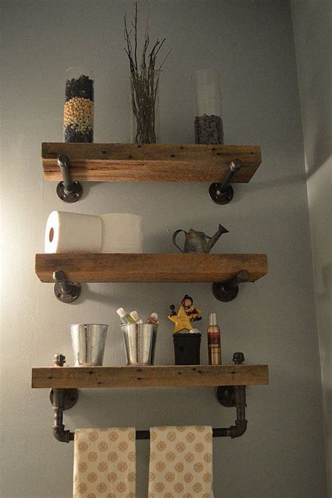 43 Over The Toilet Storage Ideas For Extra Space ? Page 41