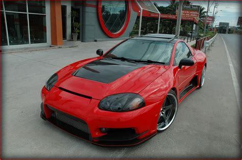 Mitsubishi GTO (2) | Tuning